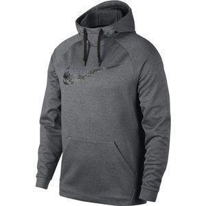 Nike Therma Dri-fit Camo Swoosh Pullover Hoodie XL